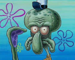 squidward the mysterious mr enter wiki fandom powered by wikia