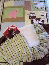 Farm Animals Crib Bedding by Farm Nursery Bedding Sets Ebay