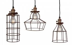 industrial style maritime cage lighting my warehouse home