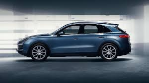 Porsche Cayenne 911 - 2018 porsche cayenne revealed more like a 911 suv than ever