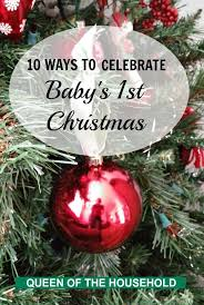 ideas for babys first christmas best kitchen designs