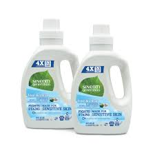 Harmful Household Products Amazon Com Seventh Generation Dish Liquid 25 Oz Free U0026 Clear