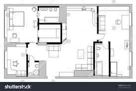 100 architecture plans 1 bedroom apartment house plans