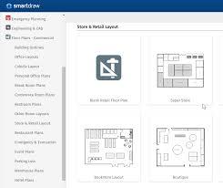bookstore design floor plan store layout maker free online app download