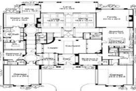 mediterranean home plans with courtyards 10 mediterranean house plans with courtyards one story