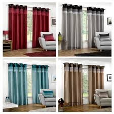 seattle eyelet ring top lined curtain pairs by hamilton mcbride 4