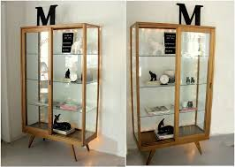 Curio Cabinet With Glass Doors Curio Cabinets Ikea Glass Door Curio Cabinet Ikea Beautiful Curio