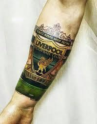 liverpool fc tattoo google search tattoo pinterest tattoo