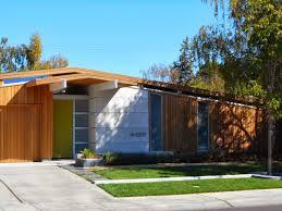 Eichler Home by Austin Mid Century Modern Houses Green Mid Century Modern
