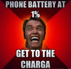 Dying Memes - the 19 stages of your phone s battery life stage phone and humor