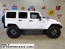 used lifted jeep wrangler unlimited for sale http onlyliftedtrucks com 4356 used lifted 2016 jeep