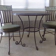 Pier One Bistro Table And Chairs Pier One Imports Morakot Bistro Set Ebth