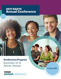 naeyc 2017 annual conference program by naeyc issuu