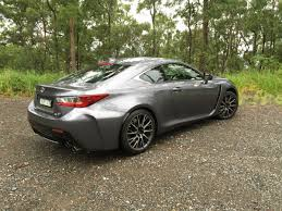 2018 lexus rc f review 2015 lexus rc f review caradvice