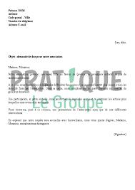 lettre de demande de fourniture de bureau lettre de demande de don pour une association pratique fr