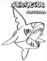 pokemon shark character sharpedo colouring pokemon shark