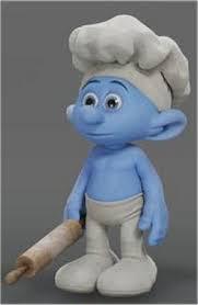 baker smurf sony pictures animation wiki fandom powered wikia