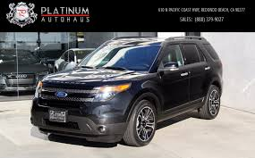 ford explorer 2014 ford explorer sport 4wd stock 6039a for sale near redondo