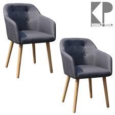 Esszimmer Sessel Grau 2 4 6 8 Set Stühle Esszimmerstühle Stuhl Real
