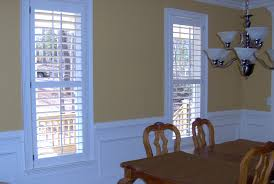 decor custom window blinds with faux wood plantation shutters