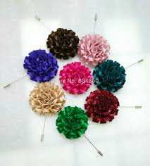 Lapel Flower 44 Colors Wool Felt Rose Lapel Pins Men U0027s Suit Lapel Flowers In