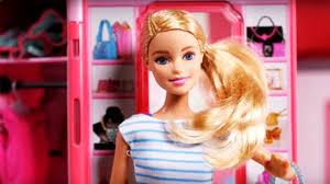 cool barbie video pick dress barbie doll