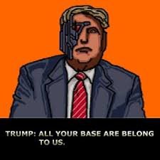 All Your Base Meme - softwearshirts on twitter trump meme all your base are belong to