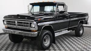 1972 ford f250 cer special 1972 ford f 250 black