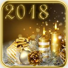 2018 u0026 gold christmas theme android apps on google play