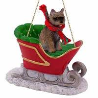 cairn terrier ornaments by yuckles