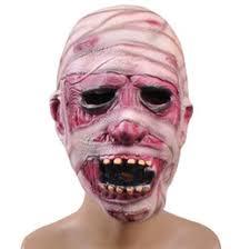 discount halloween mummy mask 2017 halloween mummy mask on sale