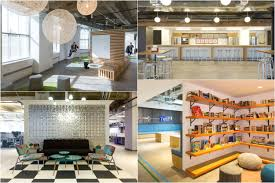 Pixar Offices by Working Space And Innovation