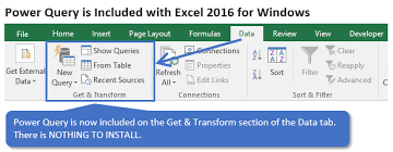 the complete guide to installing power query excel campus
