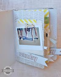 vacation photo albums 118 best mini scrapbooks mini books images on mini