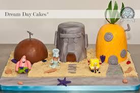 spongebob and friends birthday cake gainesville bakery