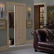 Pocket Closet Door Sliding Closet Door Hardware Caldwells San Francisco S Door