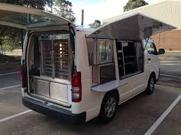 toyota hiace truck coffee vans food vans carts australia carts australia