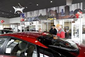 toyota dealer racine toyota u0027s new 6m dealership opens money journaltimes com