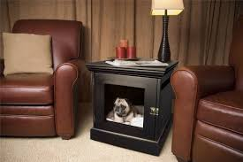 How To Build A End Table Dog Crate by Dog Crate End Table Home Design By John