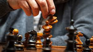you make more risky choices as the day wears on chess study