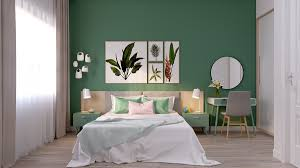 Bedroom One Furniture Bright Scandinavian Decor In 3 Small One Bedroom Apartments