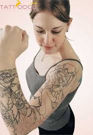 the 25 best arm tattoos for girls ideas on pinterest tattoos