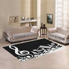 Black And White Zebra Area Rug Black And White Rug Ebay