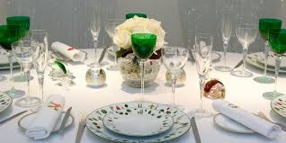 Modern Dining Plate Set Top Restaurant London Alain Ducasse At The Dorchester