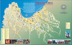 Tourist Map Of San Francisco by San Francisco Map San Francisco Chile U2022 Mappery