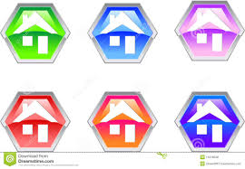 Hexagon House Plans by Hexagon House Logo Design Icon Royalty Free Stock Photos Image