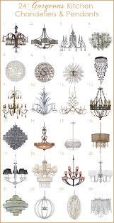Chandeliers For Kitchen 24 Gorgeous Kitchen Chandeliers Pendants Kitchen Designs