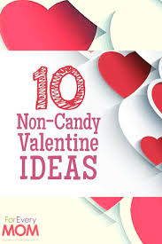 these 10 non candy valentine ideas are super sweet without the