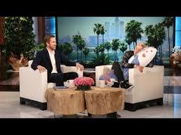 Ryan Gosling Acts Out Hey Girl Meme - hey girl ryan gosling s here youtube