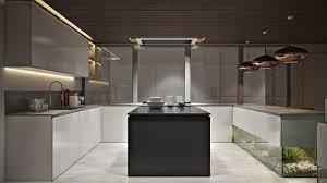 Office Kitchen Designs Office Kitchen Design Rendering In Chocolate Hues Archicgi